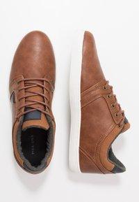 Pier One - Sneakers - cognac - 1