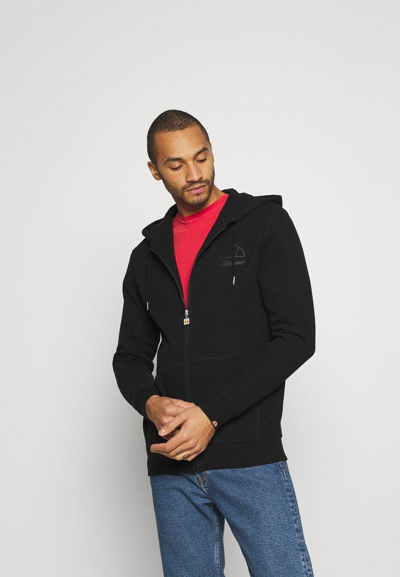 Ellesse - SABARE - Zip-up hoodie - black