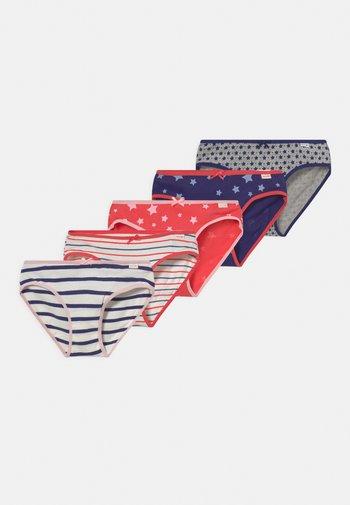 GIRLS STAR 5 PACK - Kalhotky - multi-coloured