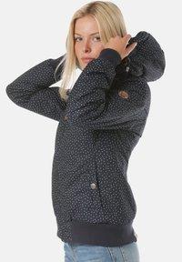 Ragwear - JOTTY DROP  - Waterproof jacket - blue - 2