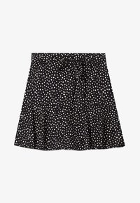 Stradivarius - SKORT - Gonna a campana - white - 4