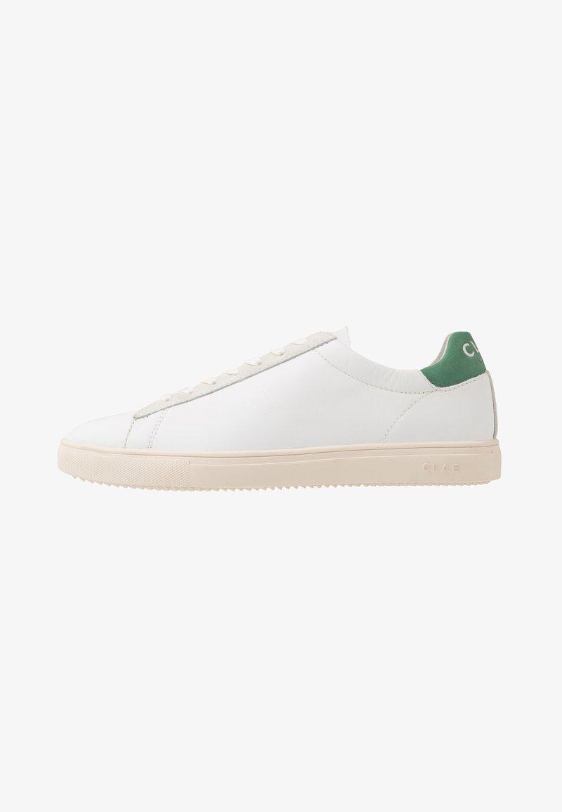 Clae - BRADLEY - Zapatillas - white/comfrey
