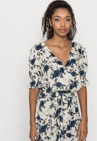 VILA PETITE - VIEFIE  DRESS PETITE - Maxi dress - birch/flowers - 3