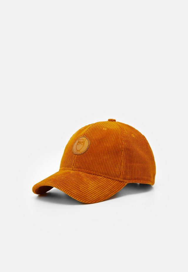 VEGAN UNISEX - Gorra - buckhorn brown
