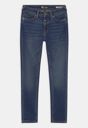 JEGO - Slim fit jeans - blue denim