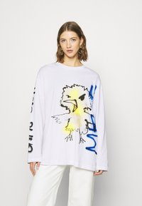 Weekday - CHEMI - Long sleeved top - white - 0