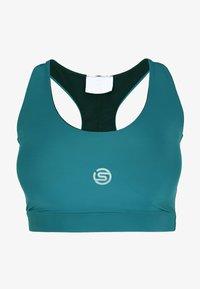 Skins - SKINS SPORT-BH S3  - Sports bra - teal - 5