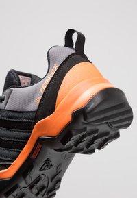 adidas Performance - TERREX AX2R RAIN.RDY - Hiking shoes - core black/hi-res orange - 2