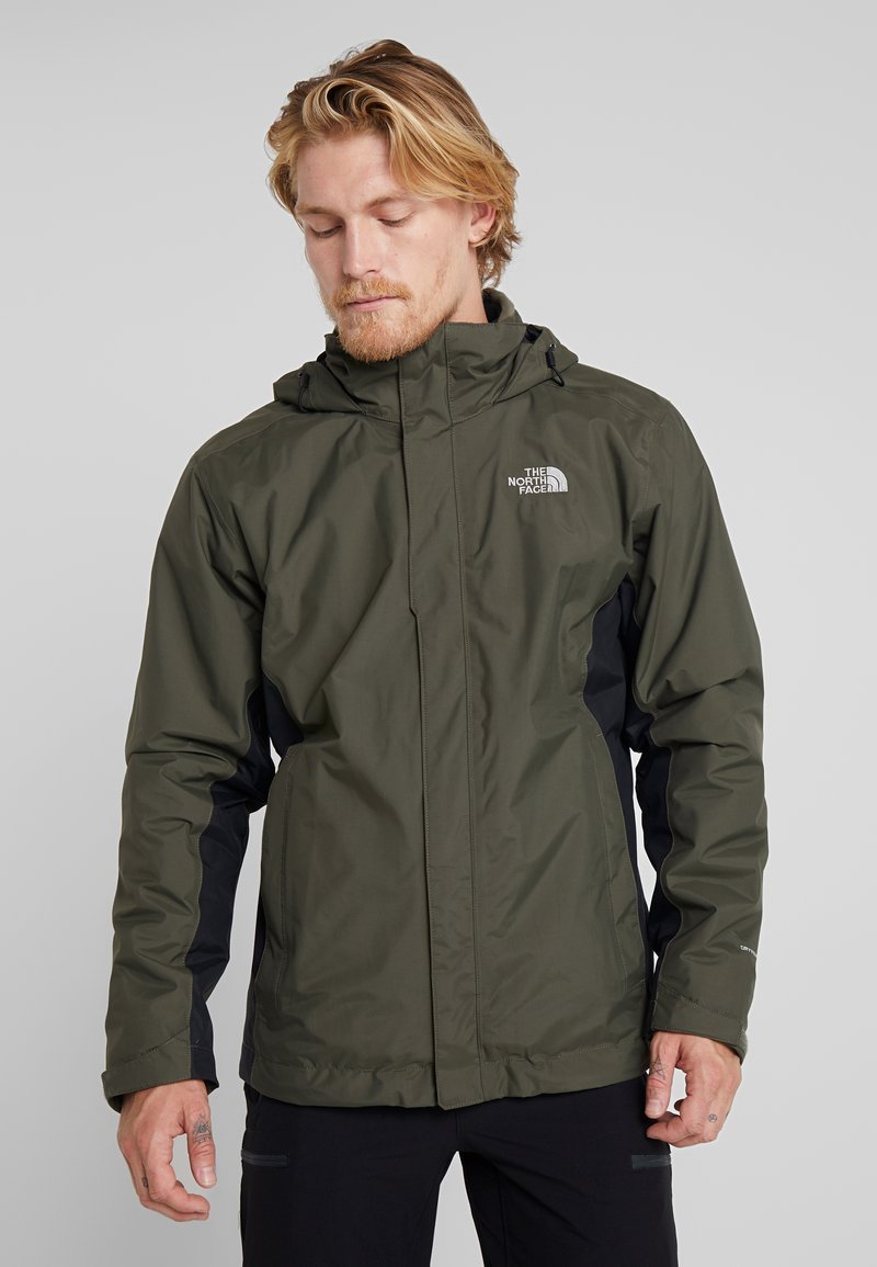 The North Face - EVOLUTION II TRICLIMATE 2-IN-1 - Hardshelljacka - new taupe green/black