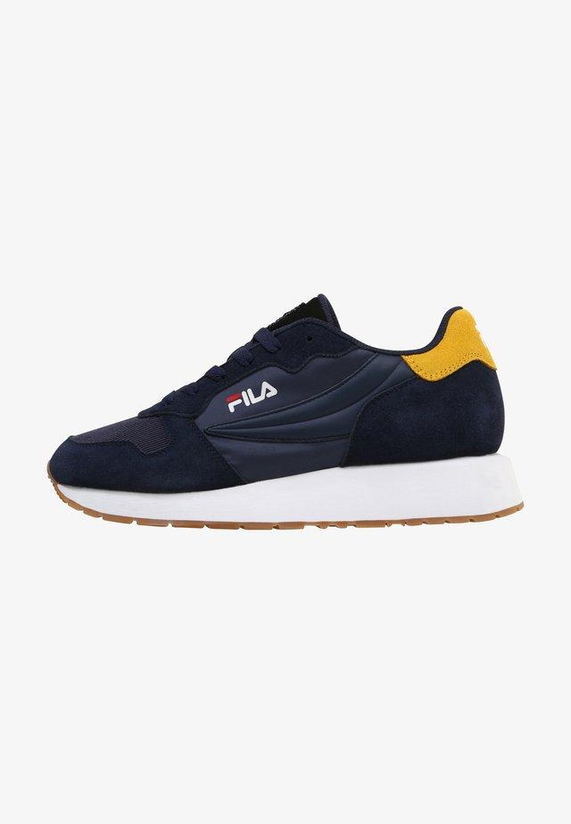 Sneakers basse - fila navy