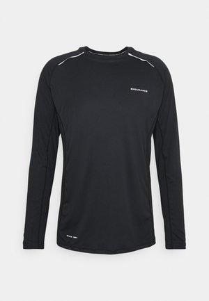 LASSE  - Sports shirt - black