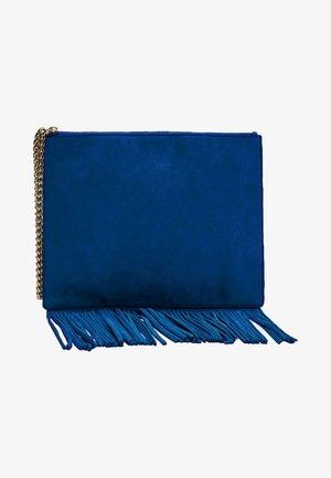 MIT FRANSEN  - Clutch - neon blue