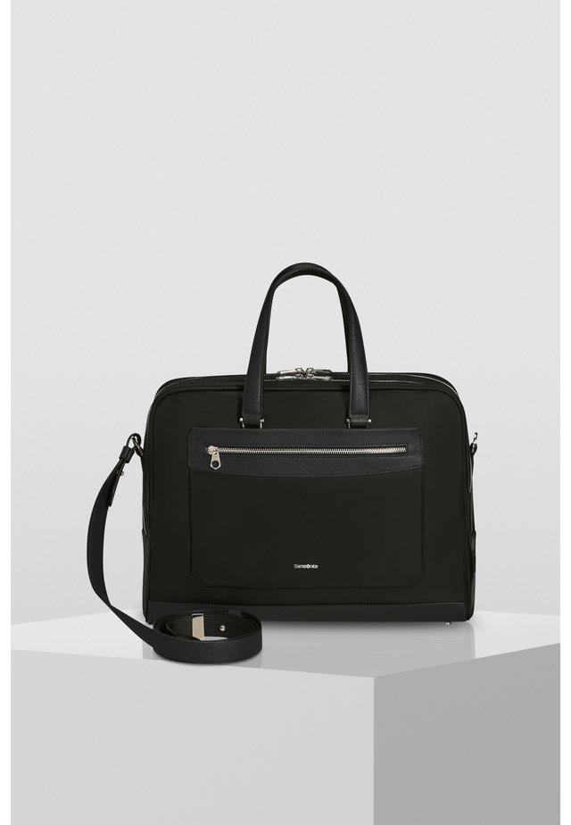 ZALIA - Briefcase - black