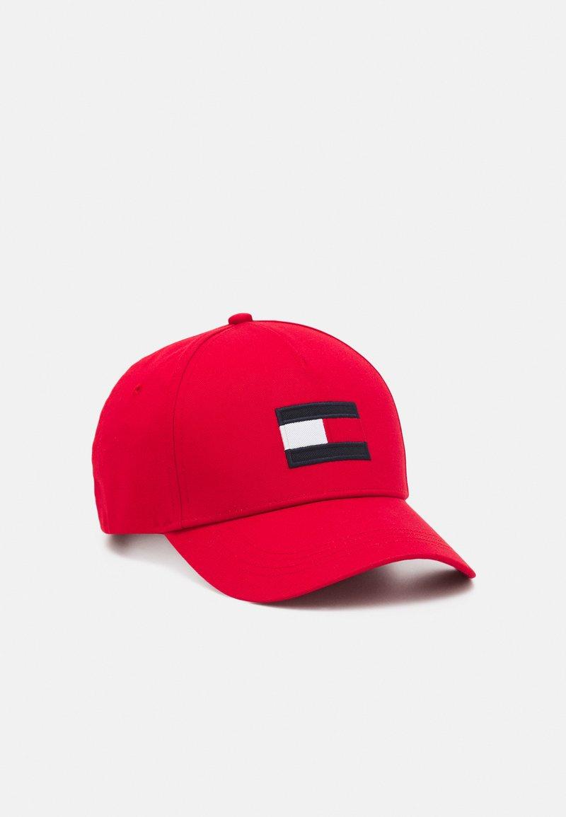 Tommy Hilfiger - BIG FLAG UNISEX - Cap - red