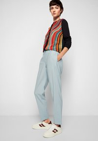 PS Paul Smith - TROUSERS - Kalhoty - mint - 5