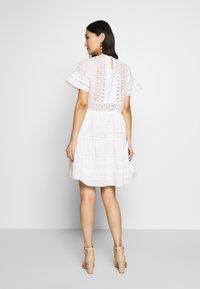 By Malina - FELICE DRESS - Day dress - white - 2