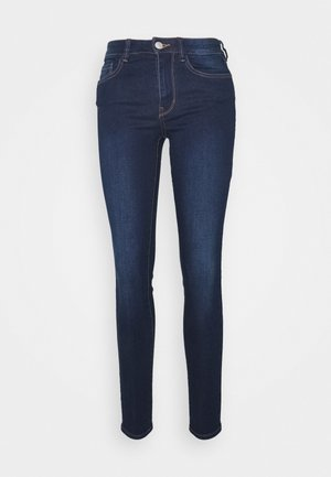 NELA - Jeans Skinny Fit - used dark stone blue