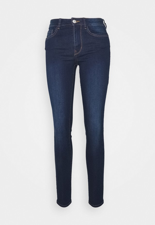 NELA - Jeans Skinny Fit - used dark stone blue