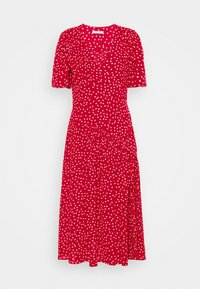 iBlues - DECORO 2-IN-1 - Maxi šaty - rosso - 0