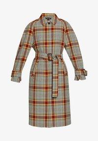 Soeur - GADGET - Klasyczny płaszcz - multico - 5