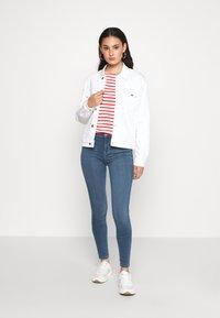 ONLY - ONLGLOBAL  - Jeans Skinny Fit - medium blue denim - 1