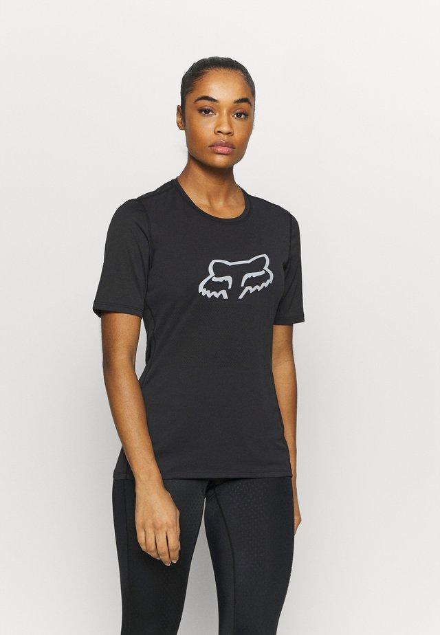 RANGER - T-shirt con stampa - black