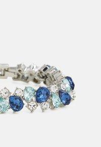Pieces - PCLALLAH BRACELET  - Bracelet - silver colour/blue - 2