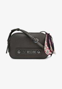 Love Moschino - Across body bag - grey - 0