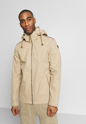 ALTAMONT - Outdoor jacket - beige