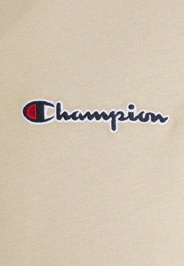 Champion Rochester CREWNECK - T-shirt basic - beige/beżowy Odzież Męska YNNH