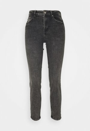 PCLILI  - Skinny džíny - medium grey denim