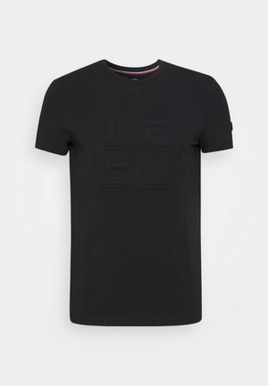 FERO - Basic T-shirt - black