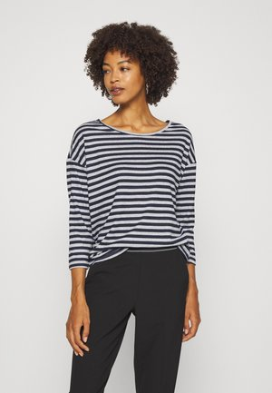 SIFFI - Jumper - grey melange/midnight marine