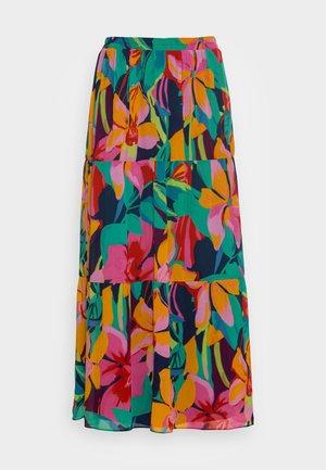 EUPHORIA  - Maxi skirt - multi-coloured