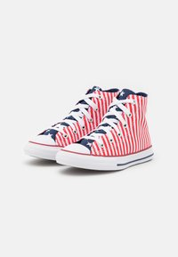 Converse - CHUCK TAYLOR ALL STAR AMERICANA UNISEX - Sneakers hoog - midnight navy/university red/white - 1