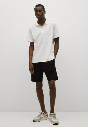 PORSCHE - Polo shirt - cremeweiß