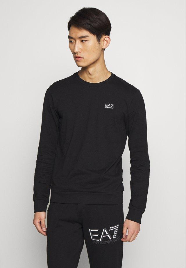 FELPA - Maglietta a manica lunga - black