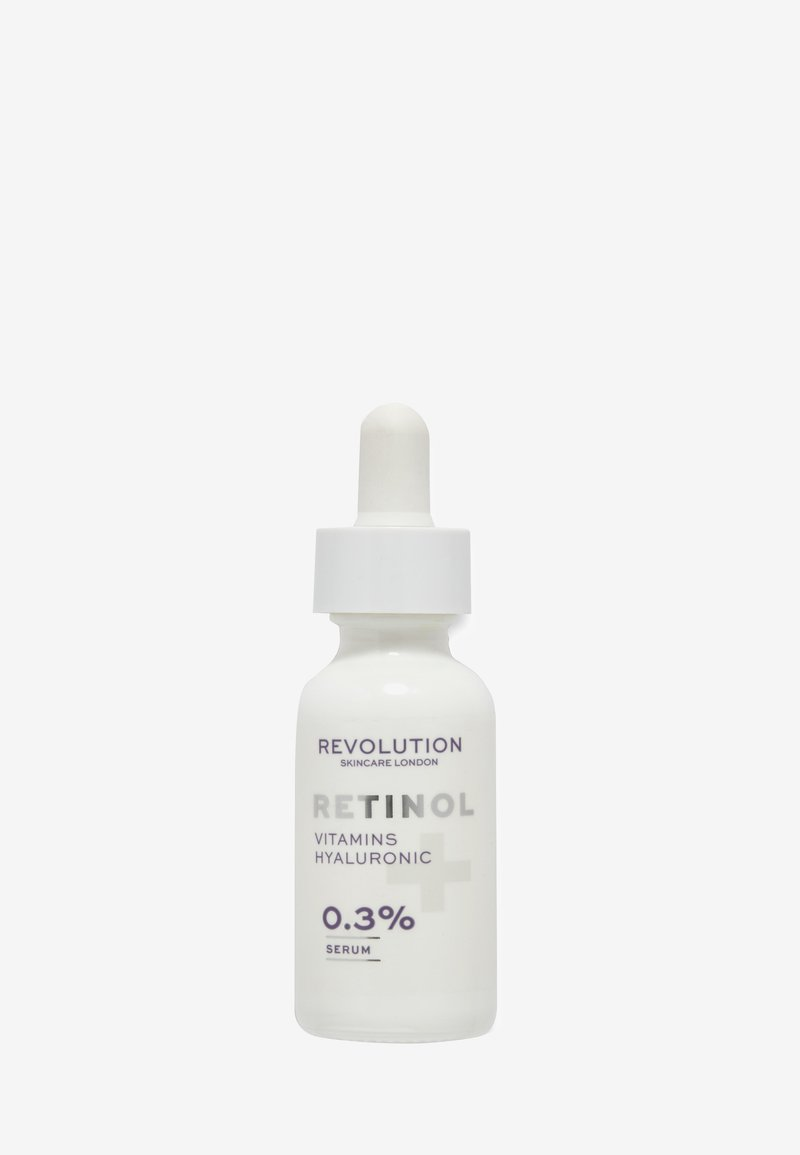 Revolution Skincare - 0.3% RETINOL WITH VITAMINS & HYALURONIC ACID - Serum - -