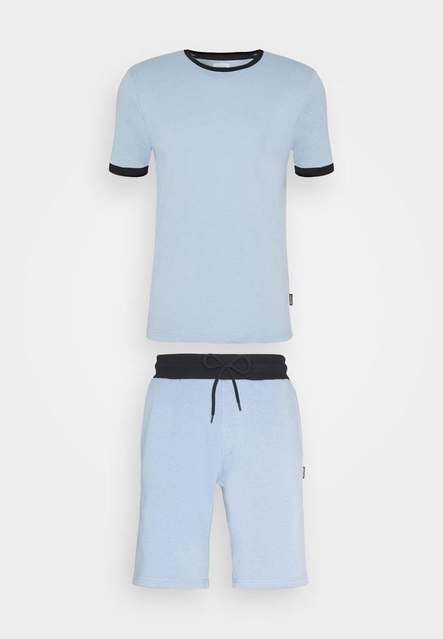 SET UNISEX - Shorts - blue