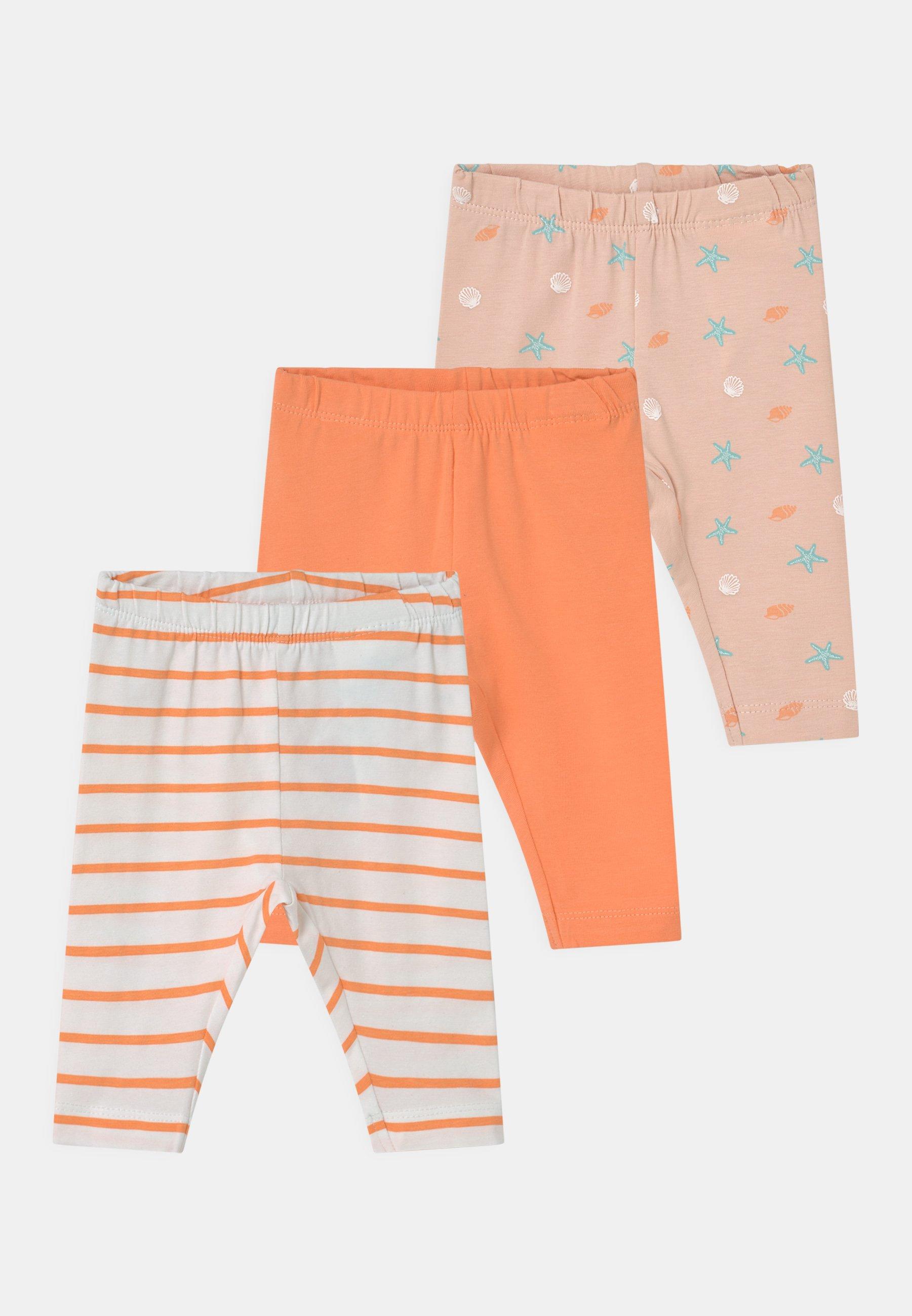 Kids NBFHADIA 3 PACK - Leggings - Trousers