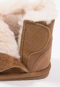 EMU Australia - TODDLER - Vauvan kengät - chestnut - 5