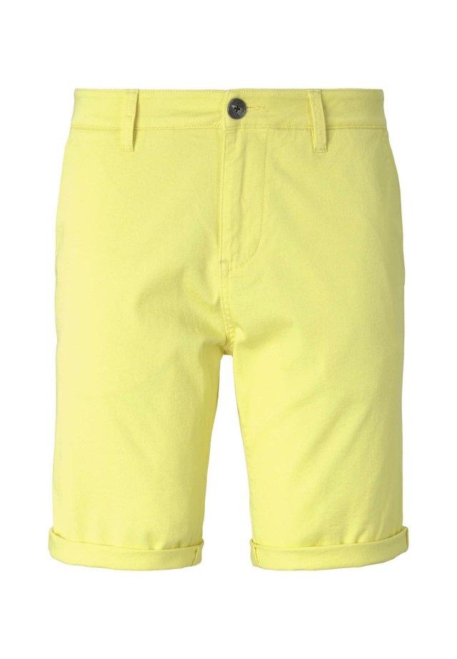 Shorts - canary light