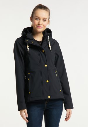 Waterproof jacket - schwarz
