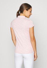 Puma Golf - CLOUDSPUN SPECKLE - Sports shirt - peachskin - 2