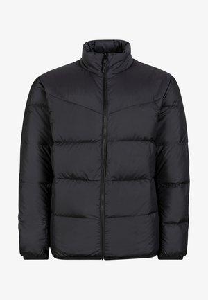 WHITEHORN - Gewatteerde jas - black