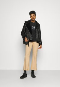 Topshop - CASSY - Light jacket - black - 1