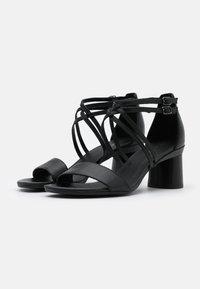 ECCO - ELEVATE 65 - Sandals - black santiago - 2