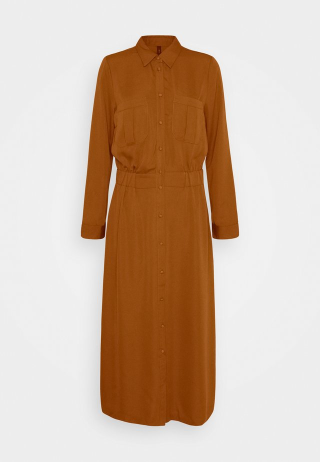 YASVERDI DRESS - Robe chemise - pumpkin spice