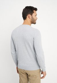 Lacoste - Neule - silver chine - 2