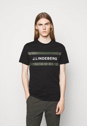 SILO LOGO - Camiseta estampada - black